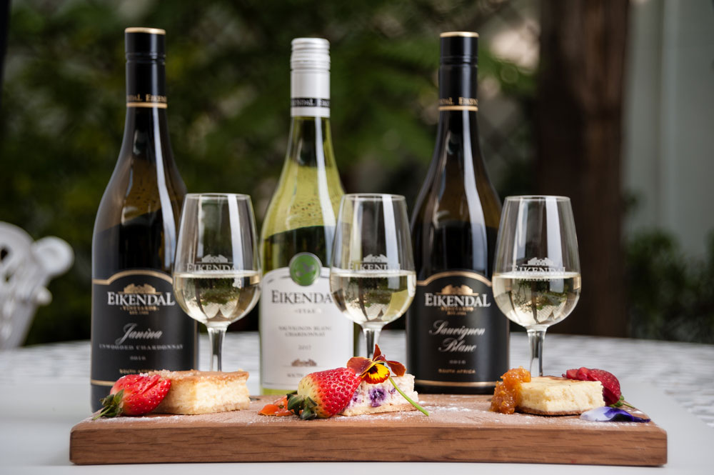 Eikendal Vineyards