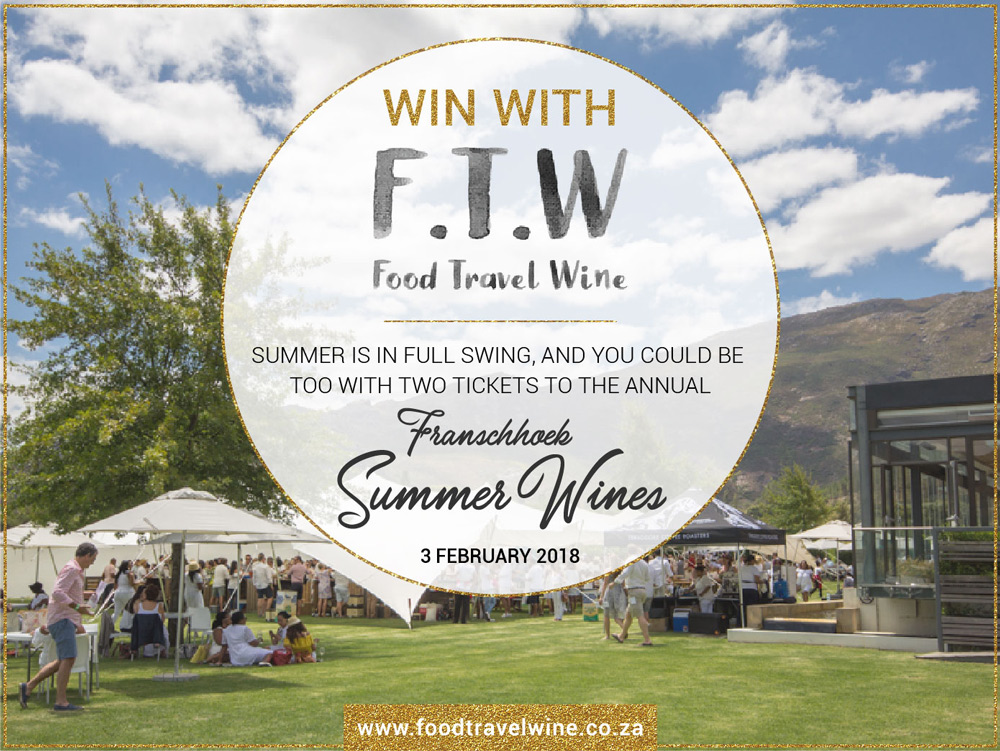 Franshhoek Summer Wine