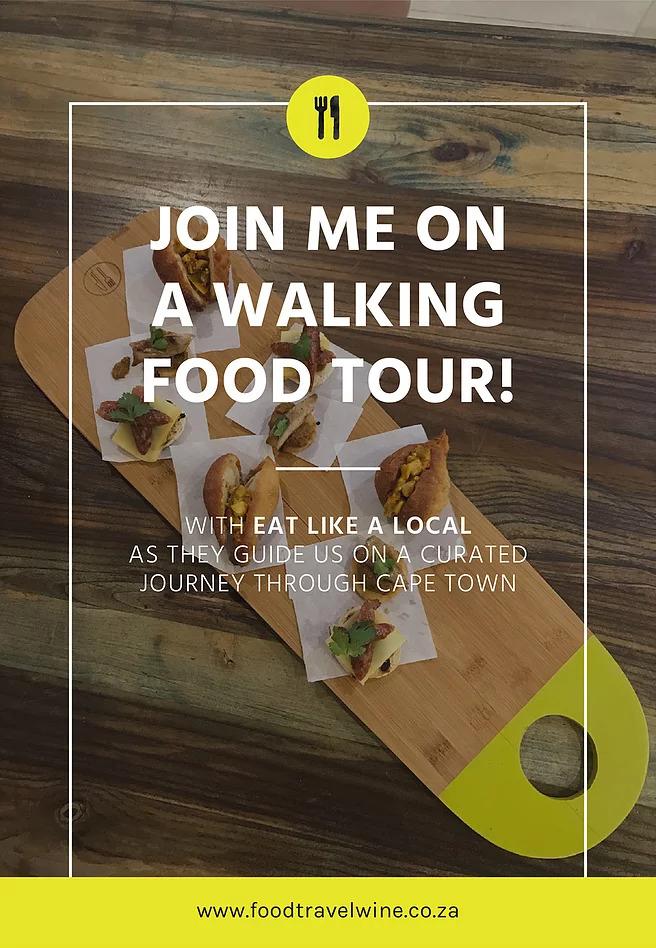 Vegan Walking Tour