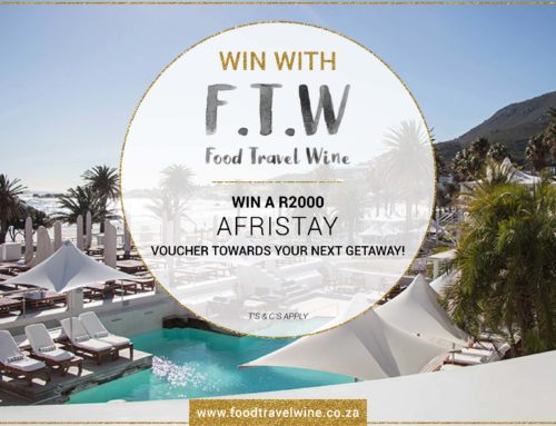 Win with FTW and Afristay.