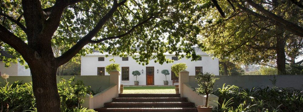 Welgegund Heritage Wines scenic