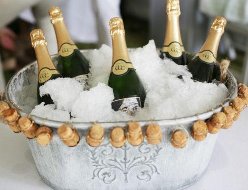 Don't miss the Franschhoek Cap Classique & Champagne Festival.
