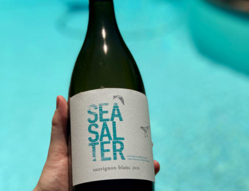 The Seasalter Sauvignon Blanc, Groote Post.