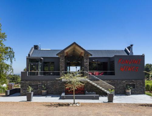 Kunjani Wines, Stellenbosch.