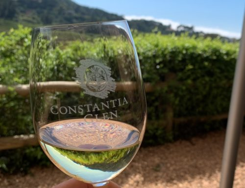 Newly released Constantia Glen TWO 2019 takes centre stage.